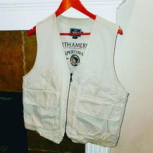 WOOLRICH North American Sportsman Fly Fising Vest